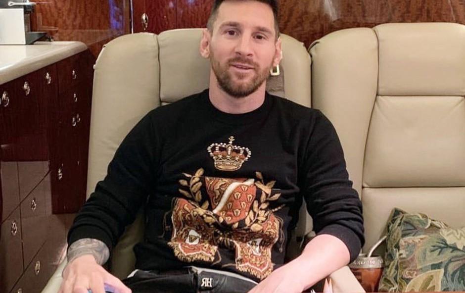 Lionel Messi tudi po Forbesu najbolj plačan športnik sveta (foto: profimedia)