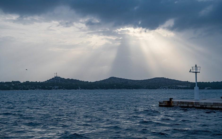 V morju pri Šibeniku našli truplo 58-letnega Slovenca (foto: profimedia)