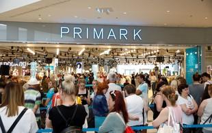 Naše največje nakupovalno središče Citypark bogatejše za Primark