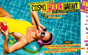Prihaja 2. COSMO POOL PARTY!