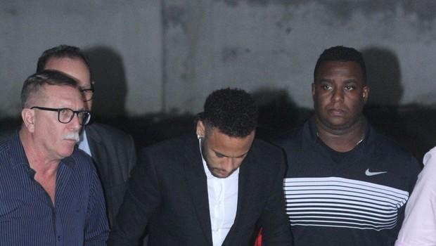 Brazilska policija zaslišala Neymarja zaradi obtožb o posilstvu (foto: profimedia)