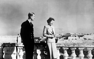 Nekdanji dom kraljice Elizabete na Malti propada in je zdaj naprodaj