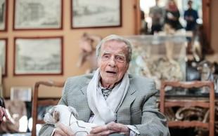 Slovo italijanskega režiserja Franca Zeffirellija