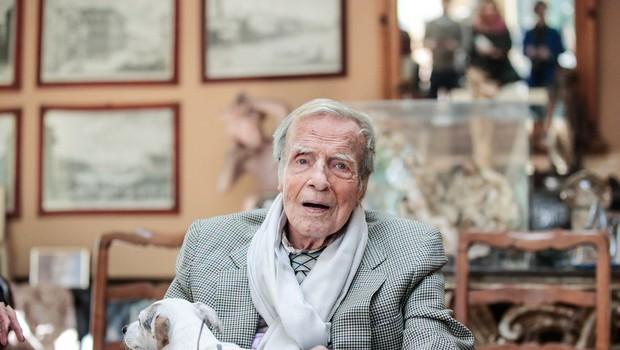 Slovo italijanskega režiserja Franca Zeffirellija (foto: profimedia)