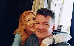 20 let ljubezni Simona in Diane: Trdna evrovizijska poroka