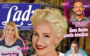 Alya na Hrvaškem: Pritegnila s seksi nastopom
