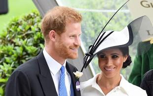 Zahvalni dan sta princ Harry in Meghan preživela v Ameriki, paparaci pa za zdaj niso prišli do fotografij ljubke družine