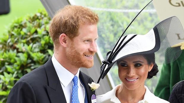 Ločili Meghan in Harryja: Njuni voščeni lutki nista več skupaj (foto: Profimedia)