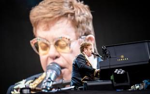 Elton John prejme najvišje francosko odlikovanje