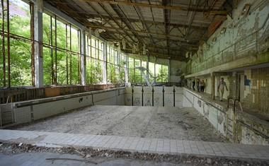 Aleksander Prosen Kralj s kamero po sledeh HBO serije Chernobyl