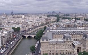 Na olimpijskih igrah v Parizu naj bi se z letališča vozili z letečimi taksiji