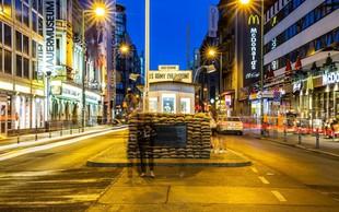 V Berlinu imajo velike načrte za Checkpoint Charlie