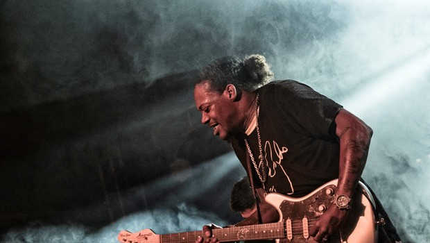 Na Bluesland prihaja Eric Gales, prejemnik letošnje Blues Music nagrade za blues rock izvajalca leta. (foto: Blues festival Press)