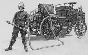 Organizirano prostovoljno gasilstvo na Slovenskem praznuje letos 150 let