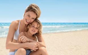 Uživajte na soncu – tudi če imate občutljivo kožo!