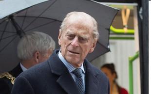 Princ Philip si je privoščil nekaj krepkih na račun Meghan Markle!