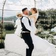 Sašo Radovič in njegova pravljična poroka na bistriškem gradu