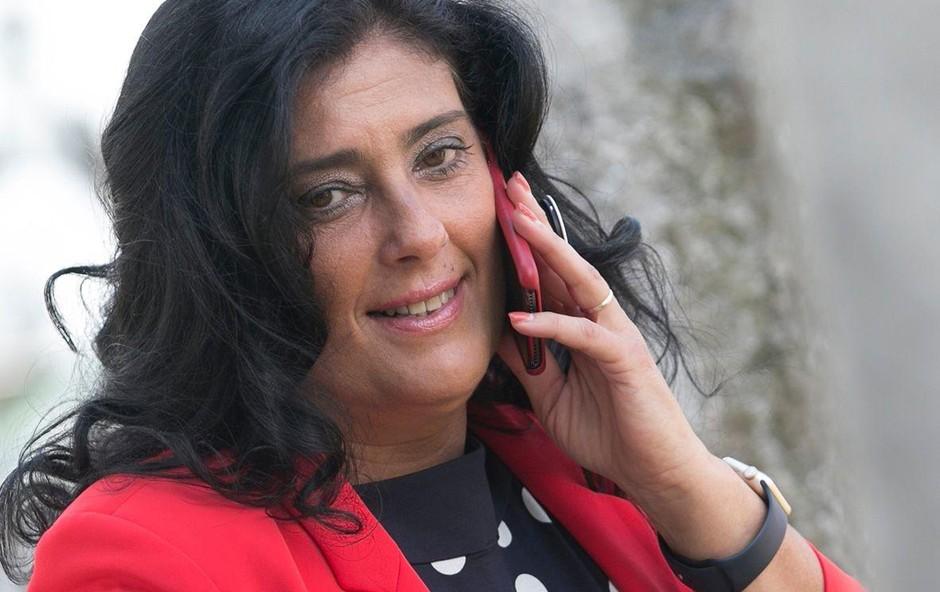 Irena Jakša Zupančič, direktorica podjetja Ascaldera, dobro usklajuje vse obveznosti. (foto: Tina Ramujkić)