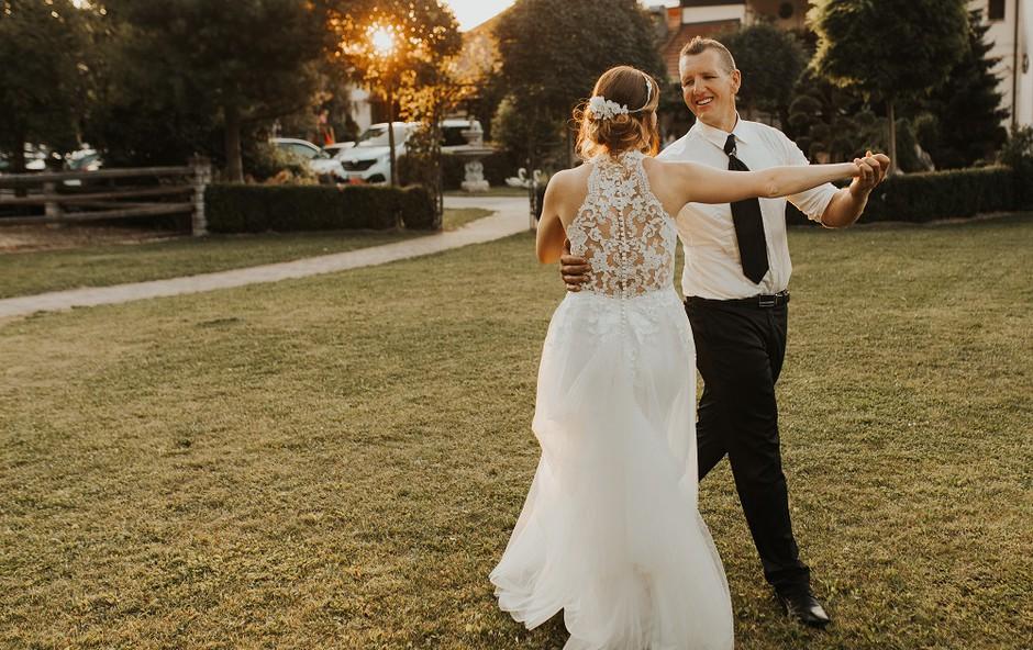 Na 5. ona-on.com Sanjski poroki sta rekla DA! (foto: ona-on.com)