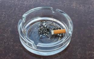 Kajenje škodi tako kot pljučem kot očem, kaže britanska študija!