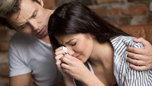 Ženske s praznim naročjem: Ko izgubiš otroka, še preden si ga rodila (foto: Shutterstock)