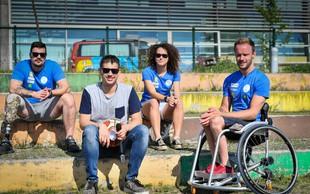 Raper Trkaj pripravlja himno športnikov invalidov!