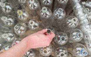 Vsako minuto pristane v Sredozemskem morju kar 33.800 plastenk