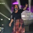 Melodije morja in sonca: zmaga Tinkari Kovač s skladbo Bodi z mano do konca
