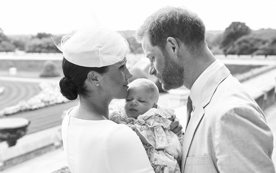 Kraljice Elizabete II. ni bilo na krstu malega Archieja. Razlog? Slaba organizacija! (foto: Profimedia)