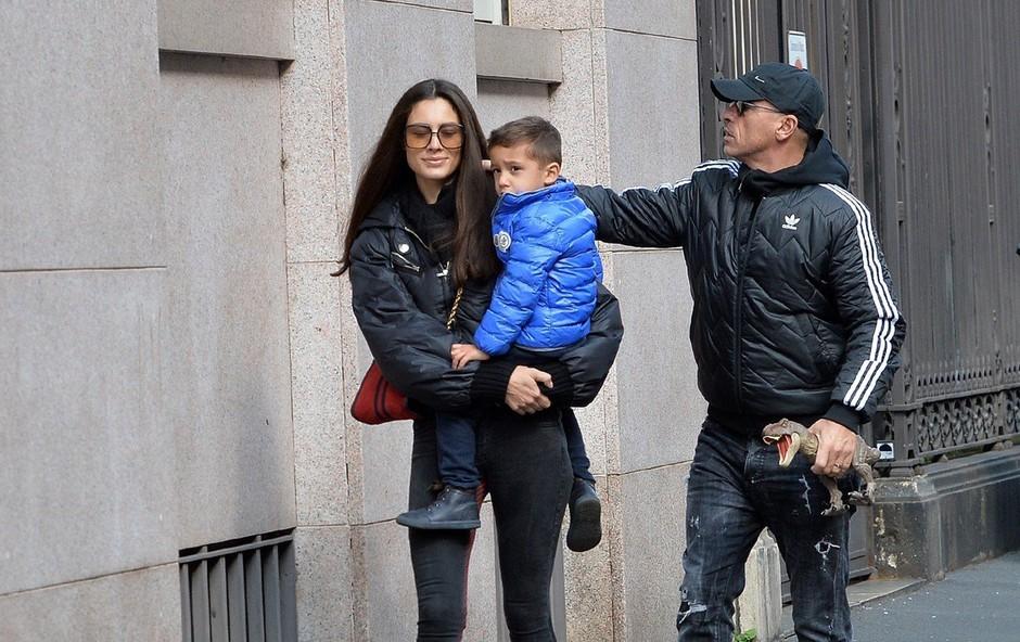 Eros Ramazzotti se ločuje od 24 let mlajše žene! (foto: Profimedia)