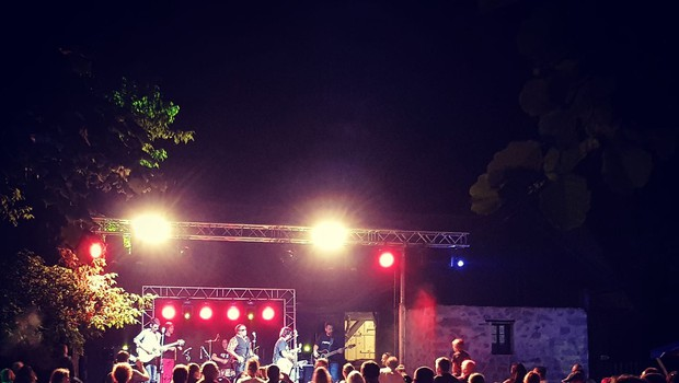 Premierna izvedba festivala Peti inu obstati uspela! (foto: Press)