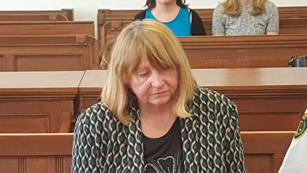 Na sojenju Kalškovi za umor matere še enkrat izvedenec psihiater (foto: STA)
