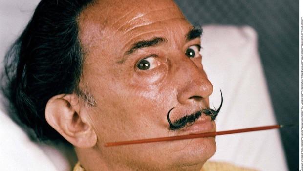 Španski sklad toži nemški bordel z imenom španskega umetnika Salvadorja Dalija (foto: Profimedia)