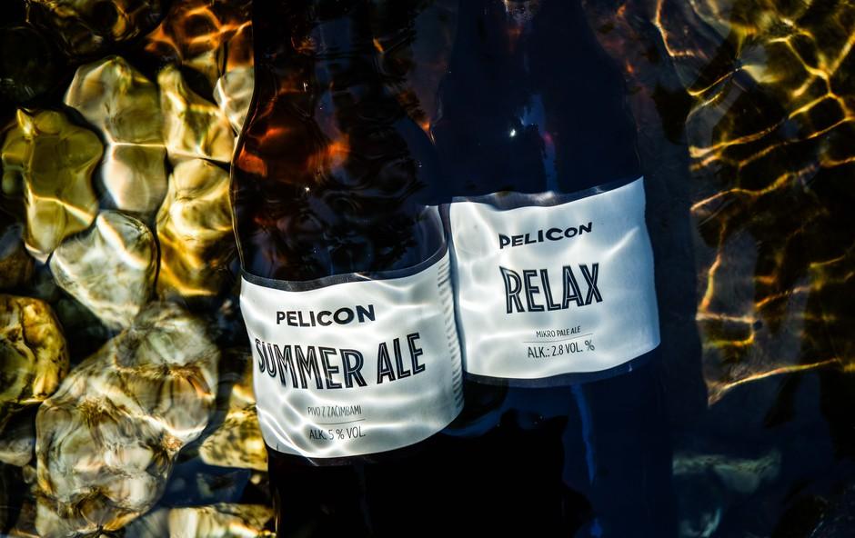 Vroče poletje za Pivovarno Pelicon (foto: Pelikon Press)
