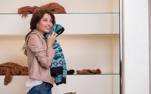 Kako pravilno shraniti zimska oblačila?
