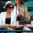 Meghan Markle v Wimbledonu prekršila vsa pravila in vse spravljala ob živce