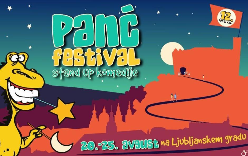 Festival Panč 2019 napoveduje 6 večerov z 38 komiki iz 10 držav! (foto: Festival Panč Press)