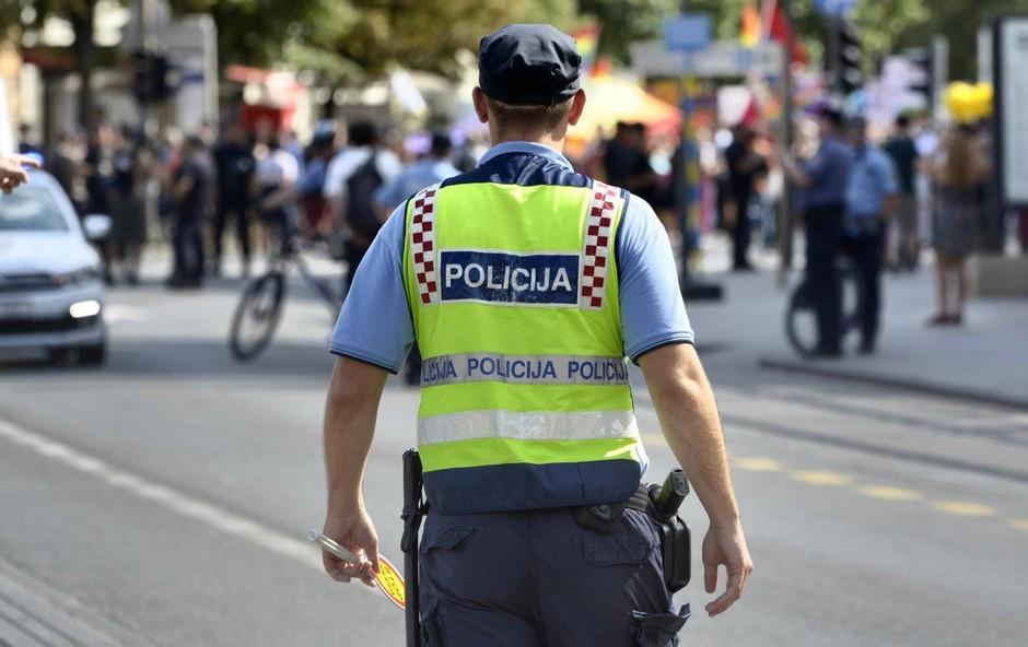 V hrvaškem saboru potrdili občutno višje kazni za cestnoprometne prekrške (foto: profimedia)
