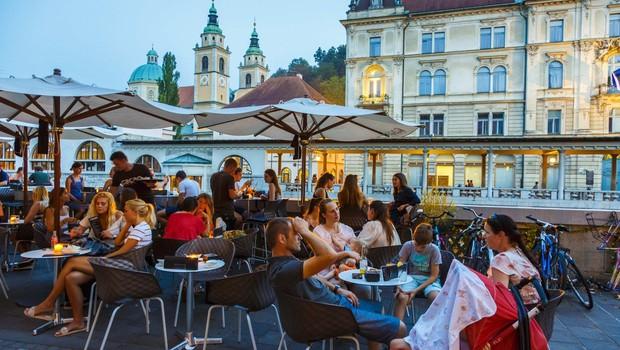 V Ljubljani bi se od vseh mest na svetu lahko temeperature najbolj dvignile! (foto: profimedia)