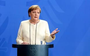 Zdravje kanclerke je po mnenju večine Nemcev njena zasebna stvar