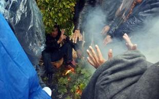 Policisti so ju prijeli, ko sta skušala s petimi otroki ilegalno prečkati Dravo
