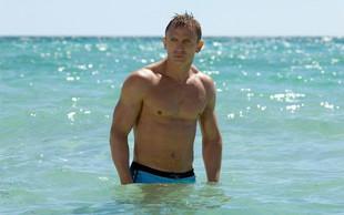 Razkrili naslov novega filma o James Bondu: No Time To Die