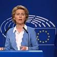 Ursula von der Leyen postala predsednica Evropske komisije