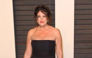 Monica Lewinsky spregovorila o službi v Beli hiši in v hipu postala internetni hit