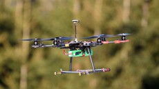 Na splitskem letališču Resnik policisti z orožjem proti dronom