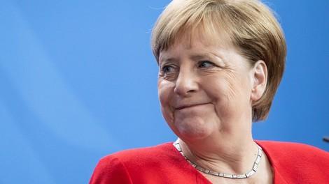 Angela Merkel brez pompa praznuje 65. rojstni dan