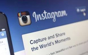 Instagram skril všečke v Sloveniji; 'spletni vplivneži' v jok in na drevo