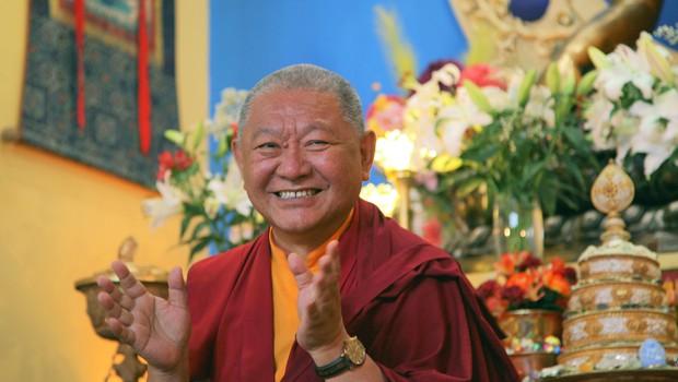 Ringu Tulku Rinpoče o umetnosti sreče v budizmu! (foto: Photo by Conrad Harvey)
