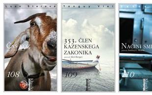 Cankarjeva založba z Modernimi klasiki tudi del balkanske sage Starova Čas koz