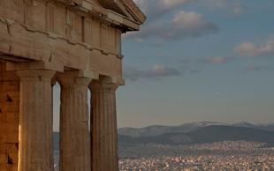 Silovit potres stresel Atene